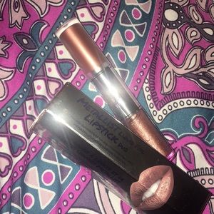 Touch in sol metallic lipstick duo brand new!